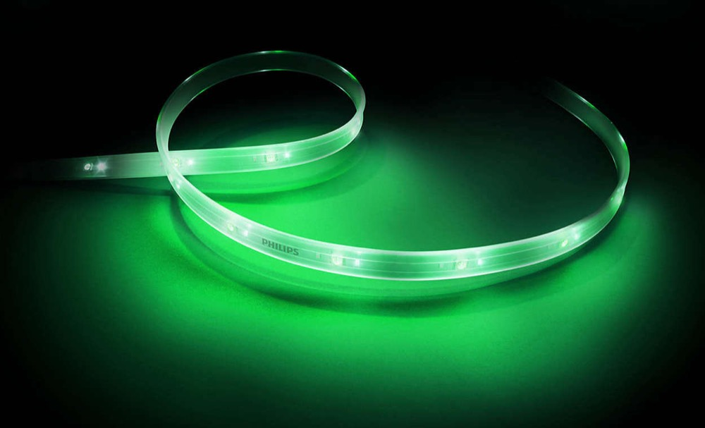 Hueblog: New LightStrip Plus in detail: Cut parts can be joined again
