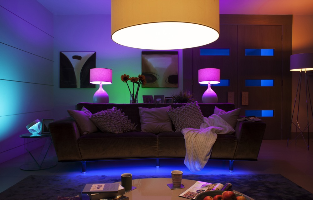 Hueblog: The beginnings of Philips Hue: The iPhone has played a key role