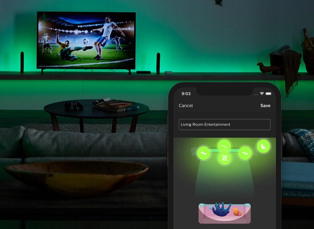 Hueblog: Hue developers can now access API for the HDMI Sync Box