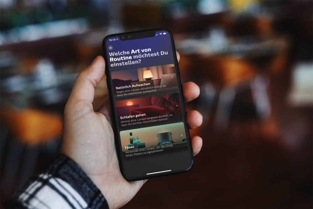 Hueblog: Philips Hue Bluetooth app now supports routines