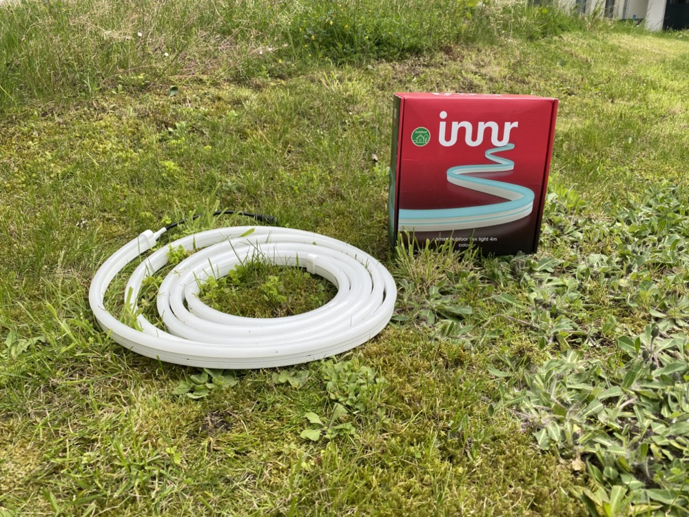 Hueblog: Detailed review with video: This is the new Innr Outdoor LightStrip