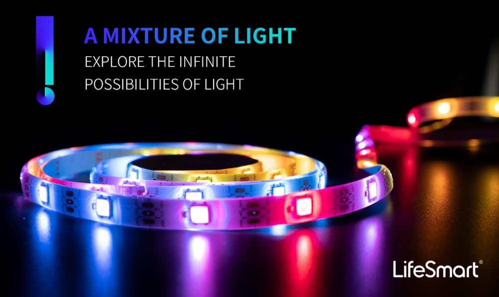 Hueblog: Cololight Strip with individually controlled LEDs: Better than the LightStrip Plus?