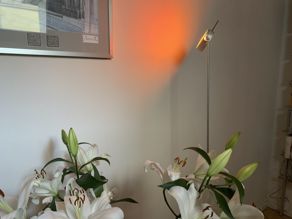 Hueblog: Hue Daylo modification in detail: How to put the LED module in a floor lamp