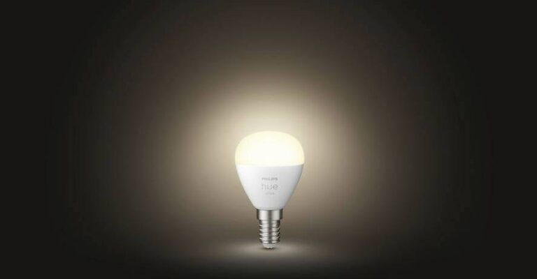 Hueblog: Deep dimming: not yet possible with teardrop and filament lamps