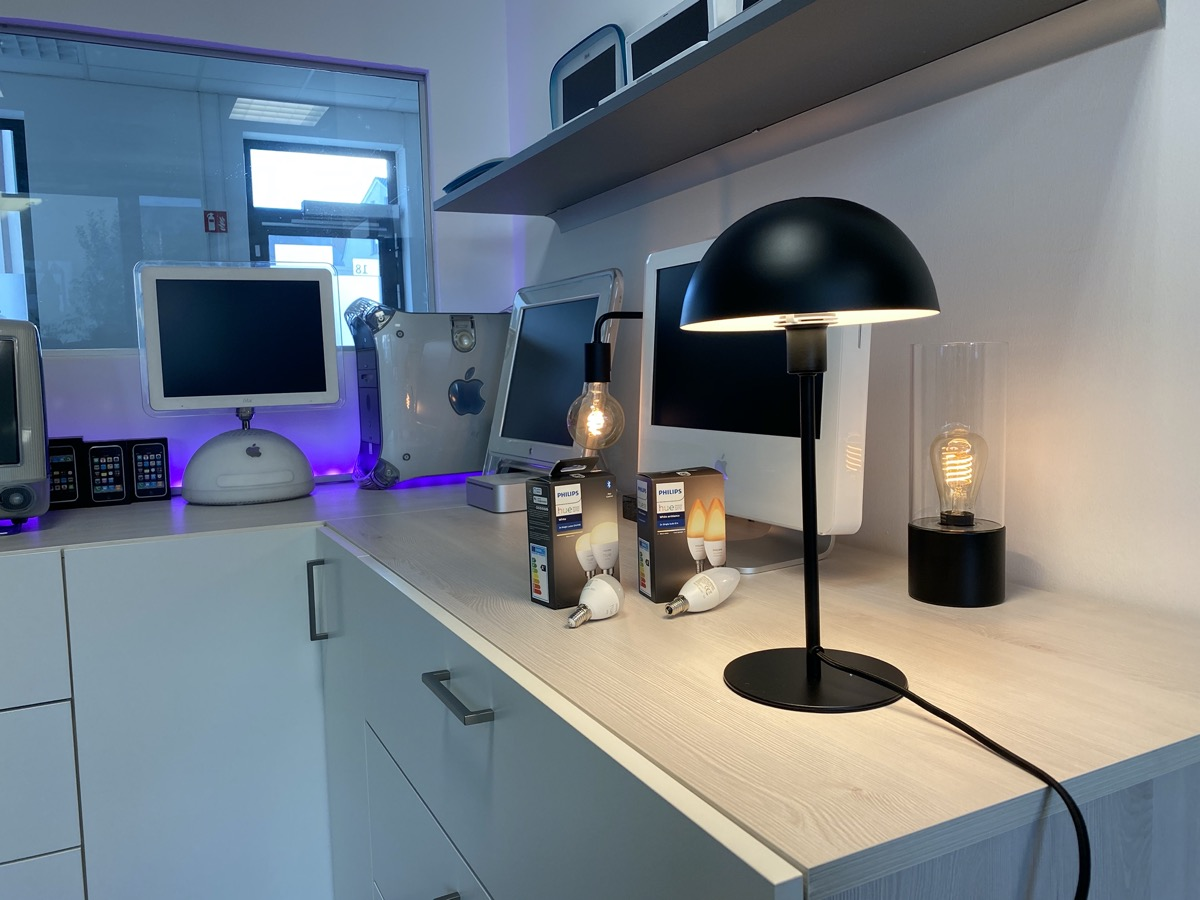 Hueblog: This problem is solved by the new Philips Hue E14 Luster