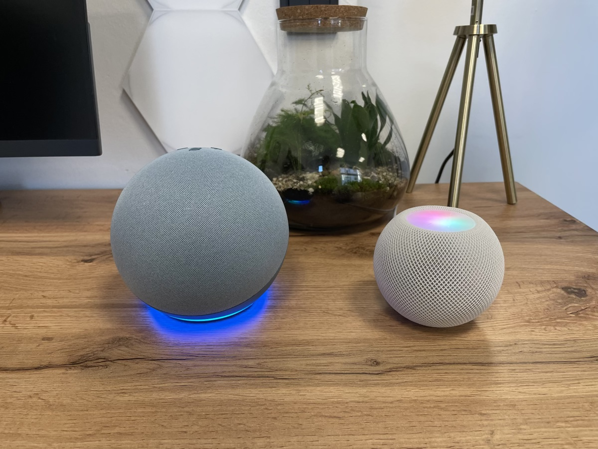 Hueblog: First impressions of HomePod mini: Faster than the Echo Dot