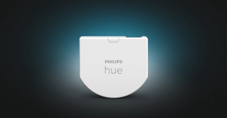 Hueblog: If the Hue wall switch module does not work with a push button
