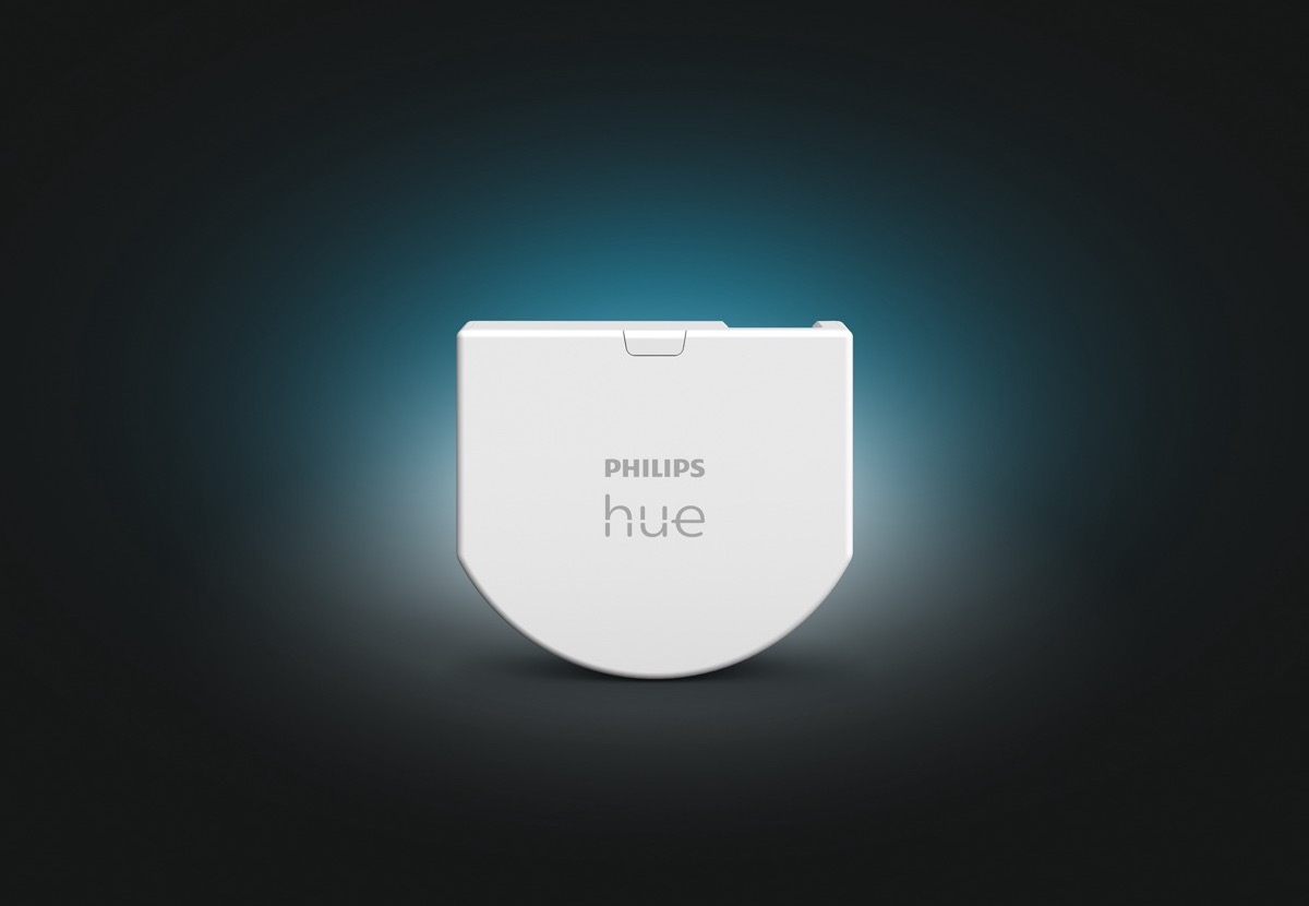 Hueblog: Philips Hue Wall Switch Module solves the light switch problem