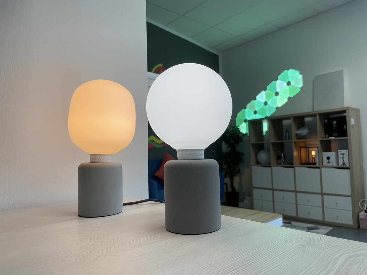 Hueblog: Ikea's new frosty ZigBee light bulbs make a statement